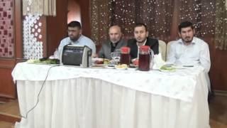 getlinkyoutube.com-Xanım Xədicənin (ə) vəfat günü və iftar süfrəsi