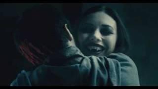 Olga Kurylenko is sucking Elijah Wood blood   (vampire love)