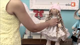 getlinkyoutube.com-Curso online de Bonecas de pano e bichinhos articulados 2 | eduK.com.br