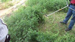 getlinkyoutube.com-Moderno cortador de alfalfa con guiador