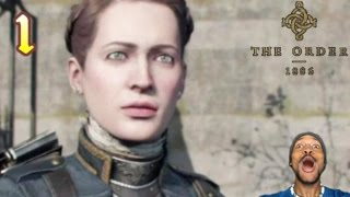 getlinkyoutube.com-THESE.. GRAPHICS.. *sobs* | The Order: 1886 - Gameplay/Playthrough: Part 1