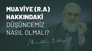 getlinkyoutube.com-176) Muaviye (Radıyallahu Anh) hakkındaki düşüncemiz nasıl olmalı? - Nureddin Yıldız
