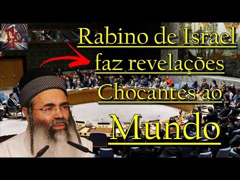 Rabino Alerta o Povo de Israel sobre a Nova Ordem Mundial