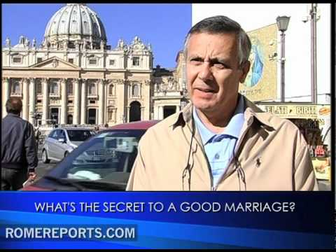 What's the Secret to a Good Marriage