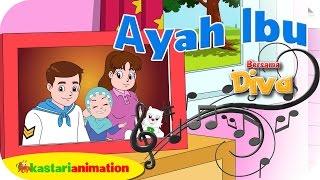 getlinkyoutube.com-AYAH IBU  - Lagu Anak Indonesia - HD | Kastari Animation Official