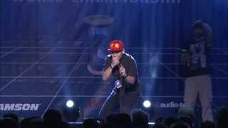 getlinkyoutube.com-Zhang Ze - China - 4th Beatbox Battle World Championship