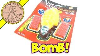 getlinkyoutube.com-Star Caps Real Action Cap Grenade Toy - Uses Roll Caps or Strip Caps - Super Loud