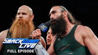 WWE SmackDown Full Episode, 26 June 2018