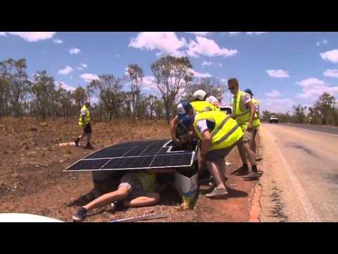 É possível um carro funcionar movido apenas a energia solar?