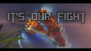 It's our fight /賽恩特輯