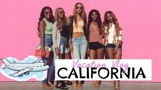 getlinkyoutube.com-Vacation Vlog  CALIFORNIA