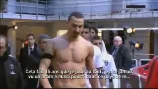 getlinkyoutube.com-Angry Zlatan Ibrahimovic: This shit country doesn't deserve PSG 2015