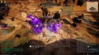 getlinkyoutube.com-검은사막 각성 소서러 PVP,Black Desert KR Sev Awaken Sorcerer PvP. Rowlan Vs Open Guild