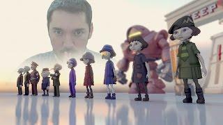 getlinkyoutube.com-لعبة أحسن من ماينكرافت؟ - The Tomorrow Children