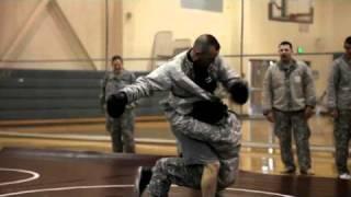 getlinkyoutube.com-U.S. Army Combatives Clinch Drill