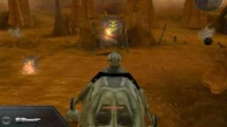 getlinkyoutube.com-Star Wars Battlefront II- Battle on Geonosis- Training