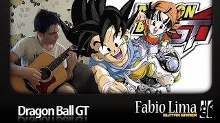 getlinkyoutube.com-Dragon Ball GT on Acoustic Guitar by GuitarGamer (Fabio Lima)