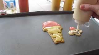 getlinkyoutube.com-Tutorial: Ice Cream Pancake Art by Jenni Price