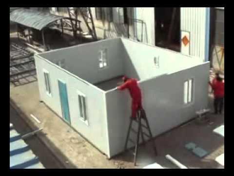 Casas prefabricadas industrializadas Free Shop Uruguay ltda.