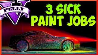 "getlinkyoutube.com-GTA 5 ""PAINT JOBS"" Best rare paint jobs (GTA 5 PAINT GUIDE) GTA ONLINE SECRET PAINT JOBS"