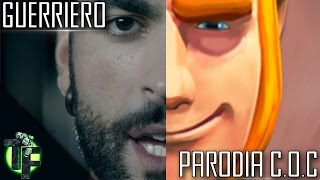 getlinkyoutube.com-GUERRIERO-PARODIA CLASH OF CLANS-DONA SBAGLIATO [TolaFra]