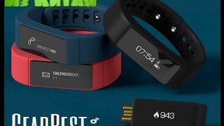 getlinkyoutube.com-I5 Plus Smart Watch. Умные часы.  Посылки из Китая  Gearbest