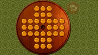 getlinkyoutube.com-How To Solve Mind Games Chinese Checkers (1)