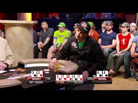 2011 National Heads-Up Poker Championship Episode 9 HD