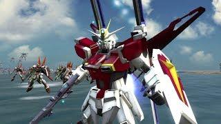 getlinkyoutube.com-Shin Gundam Musou: Mobile Suit Gundam Seed Destiny Walkthrough - Part 2 (PS3)