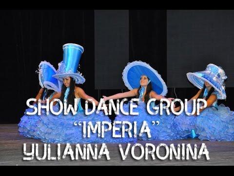 Концерт Танцевального Центра Империя г.Одесса (Dance school imperia) #2