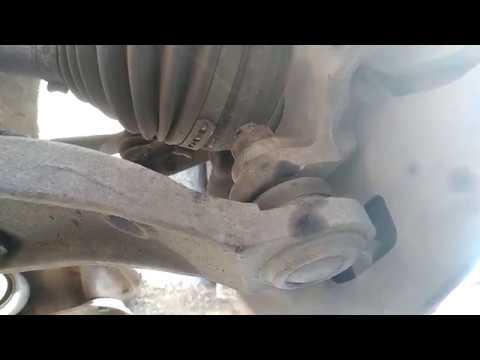 Ниссан вингроад ремонт передней подвески замена рычага