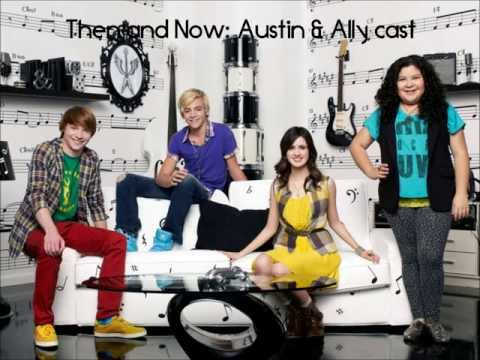 Then and Now: Austin & Ally Cast