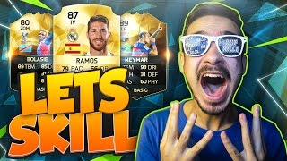getlinkyoutube.com-FIFA 16 : LET'S SKILL #4 [FACECAM] - RABONA TOR !!