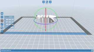 getlinkyoutube.com-Using the Flashforge Creator Pro 3D Printers - BASICS
