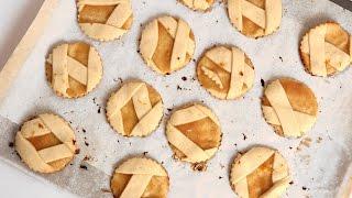 getlinkyoutube.com-Homemade Apple Pie Cookies Recipe - Laura Vitale - Laura in the Kitchen Episode 835