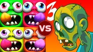 getlinkyoutube.com-Zombie Tsunami Vs Stupid Zombies Full Gameplay
