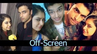 getlinkyoutube.com-Parth and Niti (PaNi) off-screen Pics
