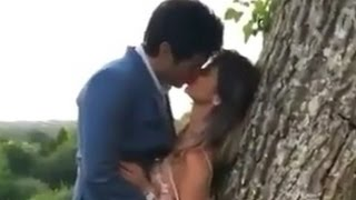 getlinkyoutube.com-Anne Curtis Erwann Heussaff PDA at Solenn's Wedding
