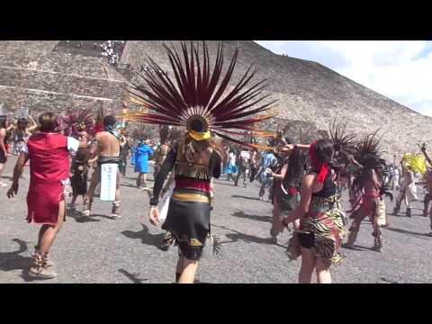 Danza Prehispanica...a favor de nuestra