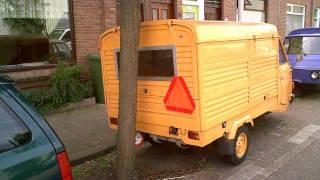 getlinkyoutube.com-VESPA PIAGGIO APE CAR P2 with anti theft protection !!!