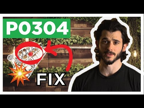 P0304 Explained (Simple Fix) - Cylinder 4 Misfire
