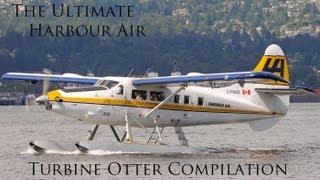 getlinkyoutube.com-Harbour Air DeHavilland DHC-3 Turbine Single Otter Compilation