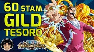 getlinkyoutube.com-Walkthrough for Global Gild Tesoro 60 Stamina Raid (Film Gold) [One Piece Treasure Cruise]