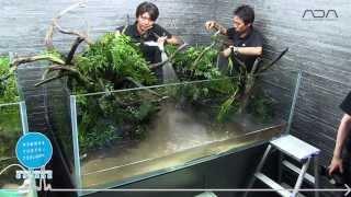 getlinkyoutube.com-[ADAview] 東京スカイツリータウン・すみだ水族館 新規レイアウト制作 パート1