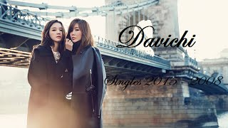 getlinkyoutube.com-Davichi (다비치) Singles 2015 to 2008