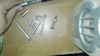 getlinkyoutube.com-ปืนปากกา.22ทำจากเศษเหล็กในห้องไช้เวลาทำ1ชั้วโมง