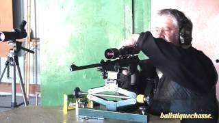 getlinkyoutube.com-carabine R8 Blaser crosse trou de pouce calibre 270 Winchester