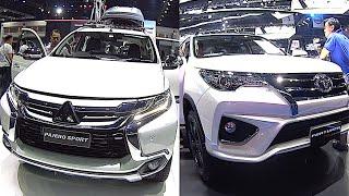 getlinkyoutube.com-Toyota Fortuner or Mitsubishi Pajero Sport 2016, 2017 model - What to choose?