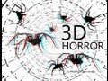 3D Spider anaglyph animation