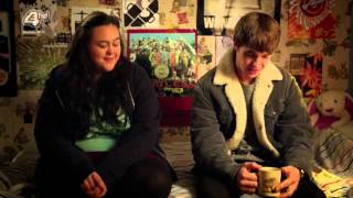 getlinkyoutube.com-My Mad Fat Diary - Finn & Rae - Tenerife Sea